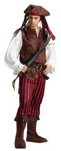 Костюм грозного пирата