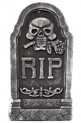 Надгробие Смерть с цветком