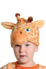 Маска Пятнистый Жираф
