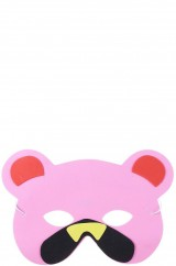 Маска Стильный медведь