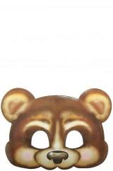 Маска Медвежонок