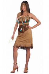 Костюм индейской принцессы Абекуа