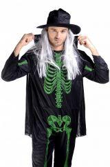 Костюм призрачного скелета