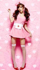 Костюм милой медсестры