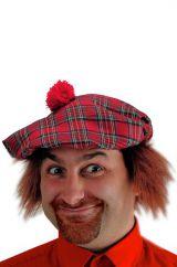 Берет шотландский