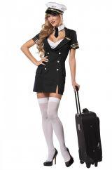 Костюм стюардессы первого класса