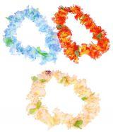 Гавайское ожерелье с листочками