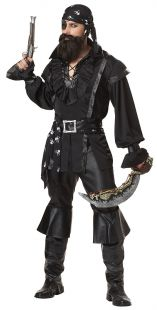 Костюм пирата-грабителя