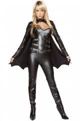 Костюм девушки Бэтмена