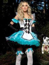 Костюм заколдованной Алисы