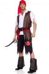 Костюм пирата головореза