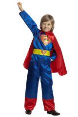 Костюм смелого Супермена