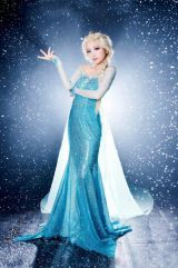 Костюм принцессы Эльзы Холодное Сердце