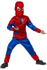 Костюм маленького человека-паука