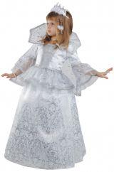 Костюм маленькой снежной королевы