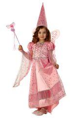 Костюм феи в розовом