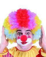 Парик клоуна