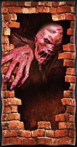 Постер на дверь Хэллоуин