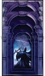 Постер на дверь Хэллоуин 2