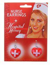 Серьги медсестры