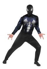 Костюм черного человека-паука