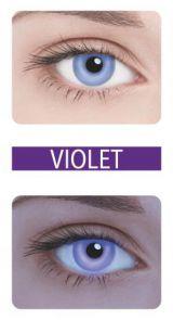 Линзы Фиолетовый неон