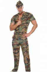 Рубашка и пилотка солдата