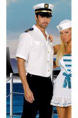 Костюм капитана лайнера