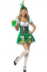 Костюм прекрасной Ирландки