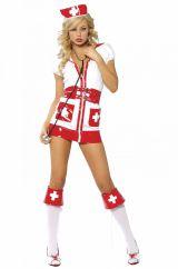 Костюм очаровательной медсестры