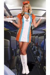 Костюм соблазнительной стюардессы