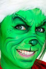 Грим Зеленый