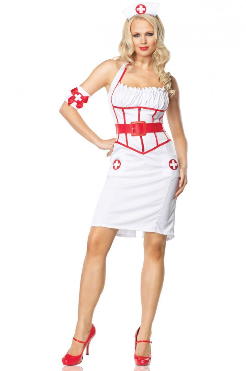 Костюм медсестры из больницы