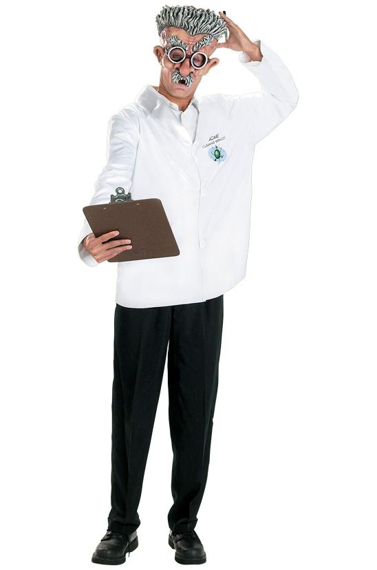 Веселый профессор