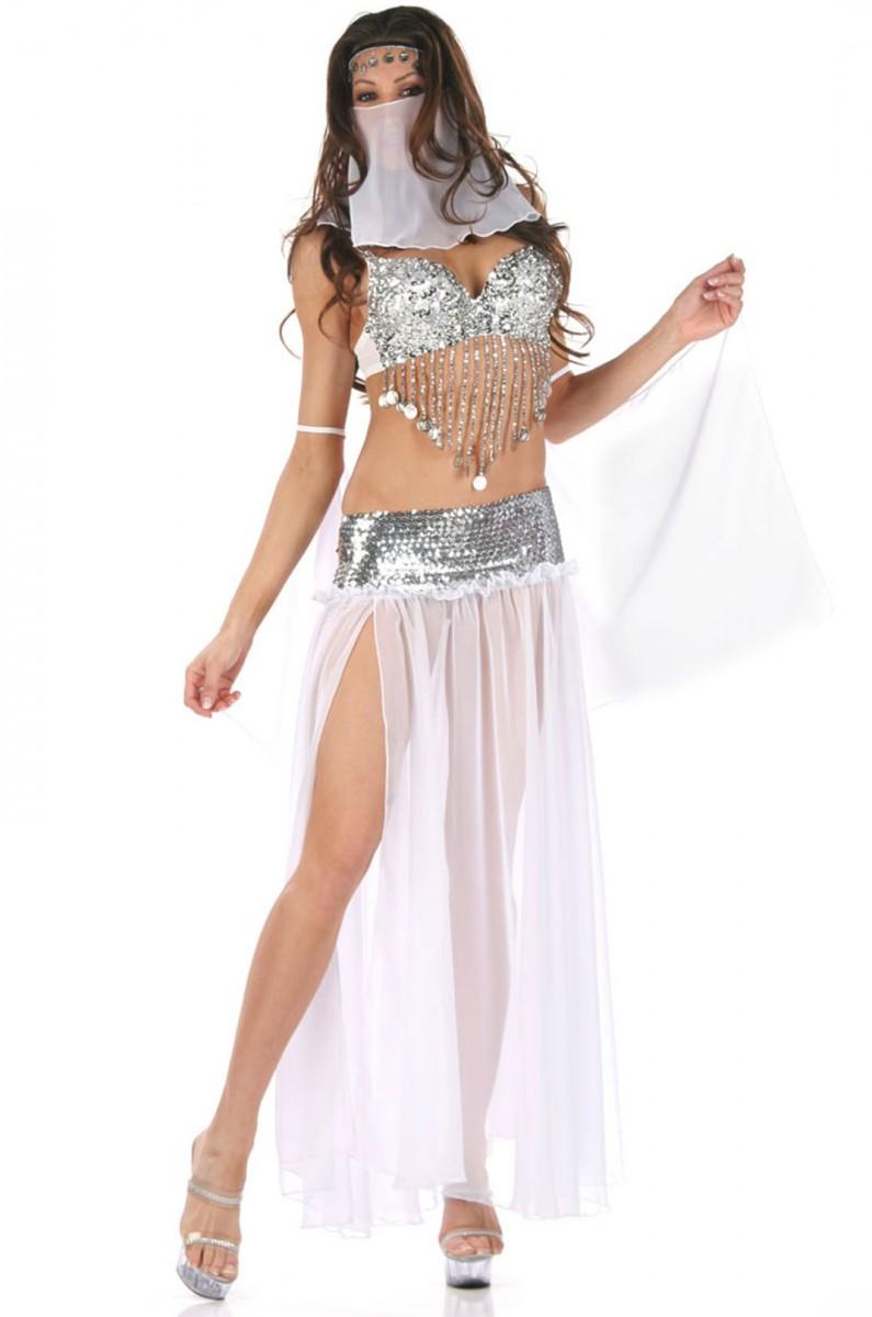 Костюм арабской танцовщицы