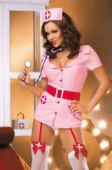 Костюм медсестры-кокетки