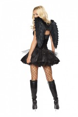 Крылья черного ангела