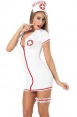 Костюм неопытной медсестры