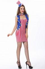 Костюм Мисс Америки