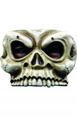 Полумаска Старый череп