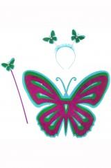 Лесная бабочка
