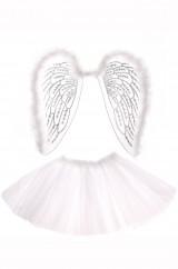 Ангелочек в белом