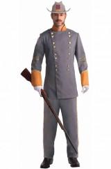 Боевой офицер конфедерации