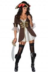 Безжалостная пиратка