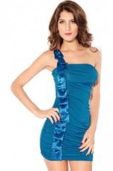 Платье Морская волна