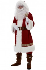 Бородатый Санта