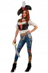 Модная пиратка