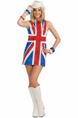Милая британка
