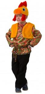 Маскарадный костюм яркого Петушка