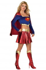 Красотка суперменша